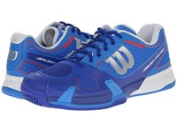 Wilson Rush Pro 2.0 Blue Blue Iris Men's Tennis Shoes