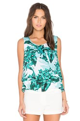 Jack By Bb Dakota Barnabus Top Teal