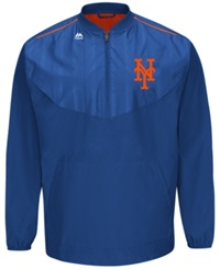 Majestic Men's New York Mets Training Jacket