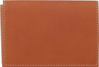 Mark Cross Trifold Wallet Brown