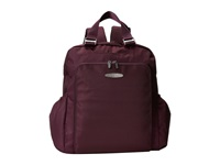 Baggallini Rapport Backpack Grape Backpack Bags Purple