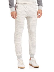 2Xist Slim Fit Cotton Sweatpants Beige