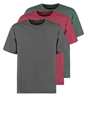 Dickies Hastings 3 Pack Basic Tshirt Multicoloured