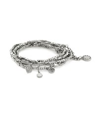 Bcbgeneration Going Your Way Charm Bracelet Silver