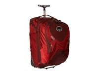 Osprey Ozone Convertible 22 Hoodoo Red Day Pack Bags