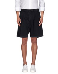 Paul And Shark Trousers Bermuda Shorts Men Steel Grey