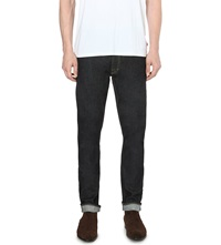 Tiger Of Sweden Pistolero Tapered Mid Rise Jeans Blue