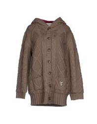 Maison Espin Jackets Dove Grey