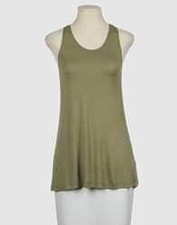 Only 4 Stylish Girls By Patrizia Pepe Topwear Tops Women Dove Grey