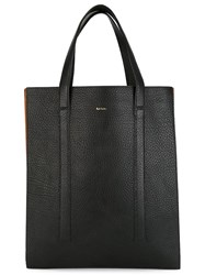 Paul Smith 'Concertina' Tote Black