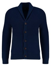 Banana Republic Cardigan Preppy Navy Dark Blue