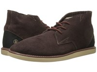 Volcom Del Mesa 2 Vintage Brown Men's Lace Up Casual Shoes