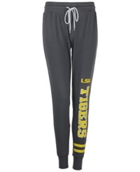 Concepts Sport Women's Lsu Tigers Fourth Quarter Jogger Pants Charcoal