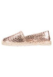Replay Kramer Espadrilles Light Copper Gold