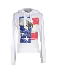 Williams Wilson Topwear Sweatshirts Men White