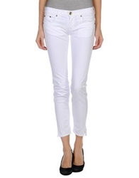 Nolita De Nimes Casual Pants White
