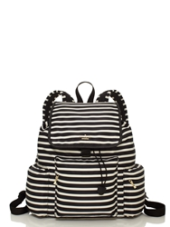 Kate Spade Classic Nylon Clay Black Clotted Cream