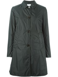Aspesi 'Sarago' Raincoat Green