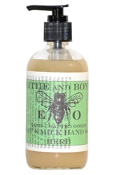 Blithe And Bonny Scented Goat Milk Liquid Hand Soap Herb