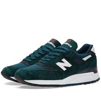 New Balance M998chi Made In The Usa Green