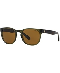 Polo Ralph Lauren Sunglasses Polo Ralph Lauren Ph4099 52 Green Dark Green