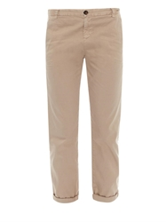 Current Elliott The Captain Mid Rise Straight Chinos