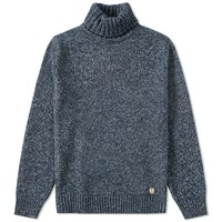 Armor Lux 74745 Heritage Roll Neck Blue