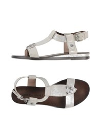 Janet And Janet Footwear Thong Sandals Women