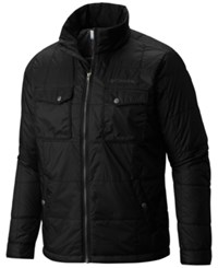 Columbia Men's Upper Barron Thermal Coil Jacket Black