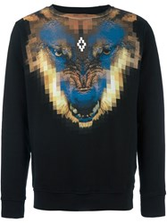 Marcelo Burlon County Of Milan 'Incahuasi' Sweatshirt Black