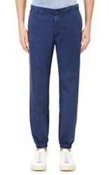 Ag Jeans Men's The Rover Jogger Chinos Blue Navy Blue Navy