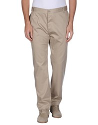 Galliano Trousers Casual Trousers Men Beige