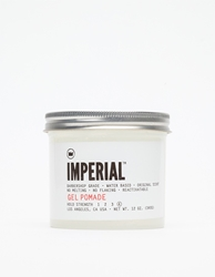 Imperial Star Gel Pomade Natural Brown