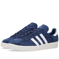 Adidas Campus 80S Vintage Japan Dark Blue And Off White
