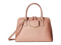 Calvin Klein On My Corner H3gd11rp Deep Blush Satchel Handbags Pink