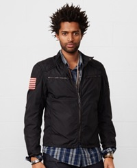 Denim And Supply Ralph Lauren Waxed Nylon Jacket
