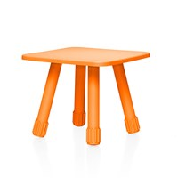 Fatboy Tablitski Side Table Orange