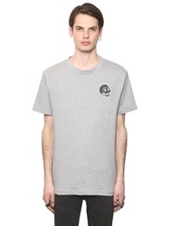 Cheap Monday Logo Print Organic Cotton Jersey T Shirt