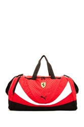 Puma Ferrari Replica Medium Teambag Red