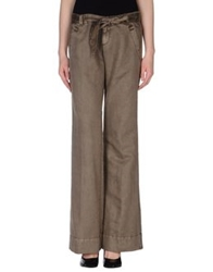 Rifle Casual Pants Khaki