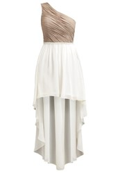 Laona Cocktail Dress Party Dress Dune Cream White Taupe