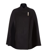 Ted Baker Aillaa Wrap Cape Female Black