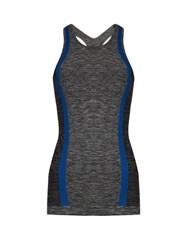 Lndr Oxygen Performance Tank Top Grey Multi