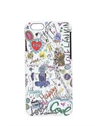 Lanvin Printed Hard Shell Iphone 6 Case