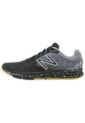 New Balance Wpacep Neutral Running Shoes Black Silver