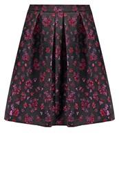 Sister Jane Aline Skirt Multicolor Black