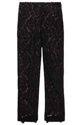 Erdem Gianna Lace Straight Pant