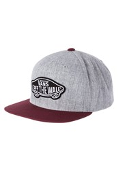 Vans Classic Cap Heather Grey Port Royale