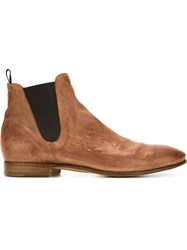 Officine Creative Chelsea Boots Brown