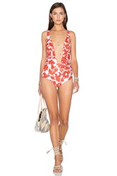 Beach Riot X Revolve Marisa One Piece White